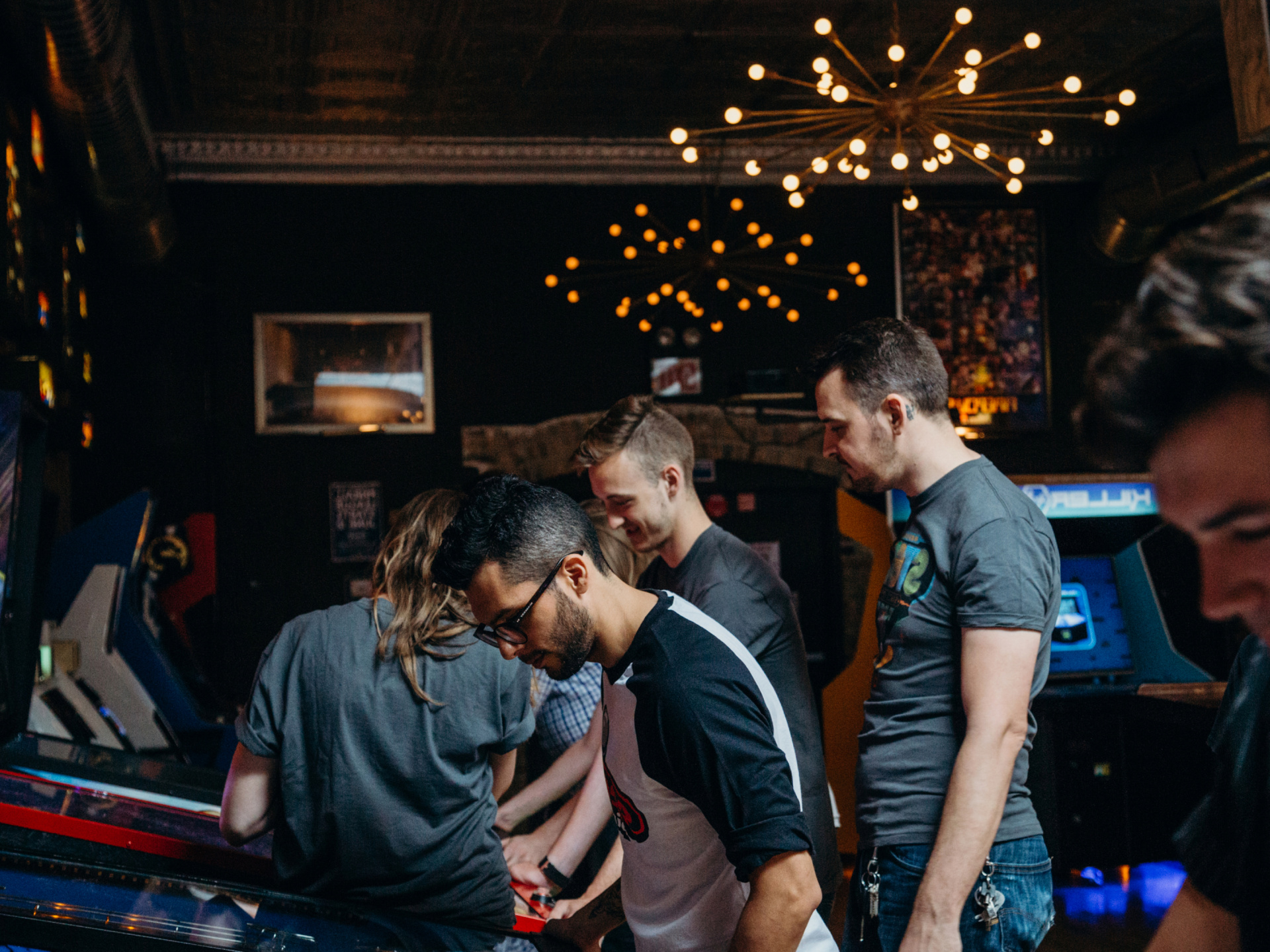 Behind the scenes Access to the World of Stern Pinball