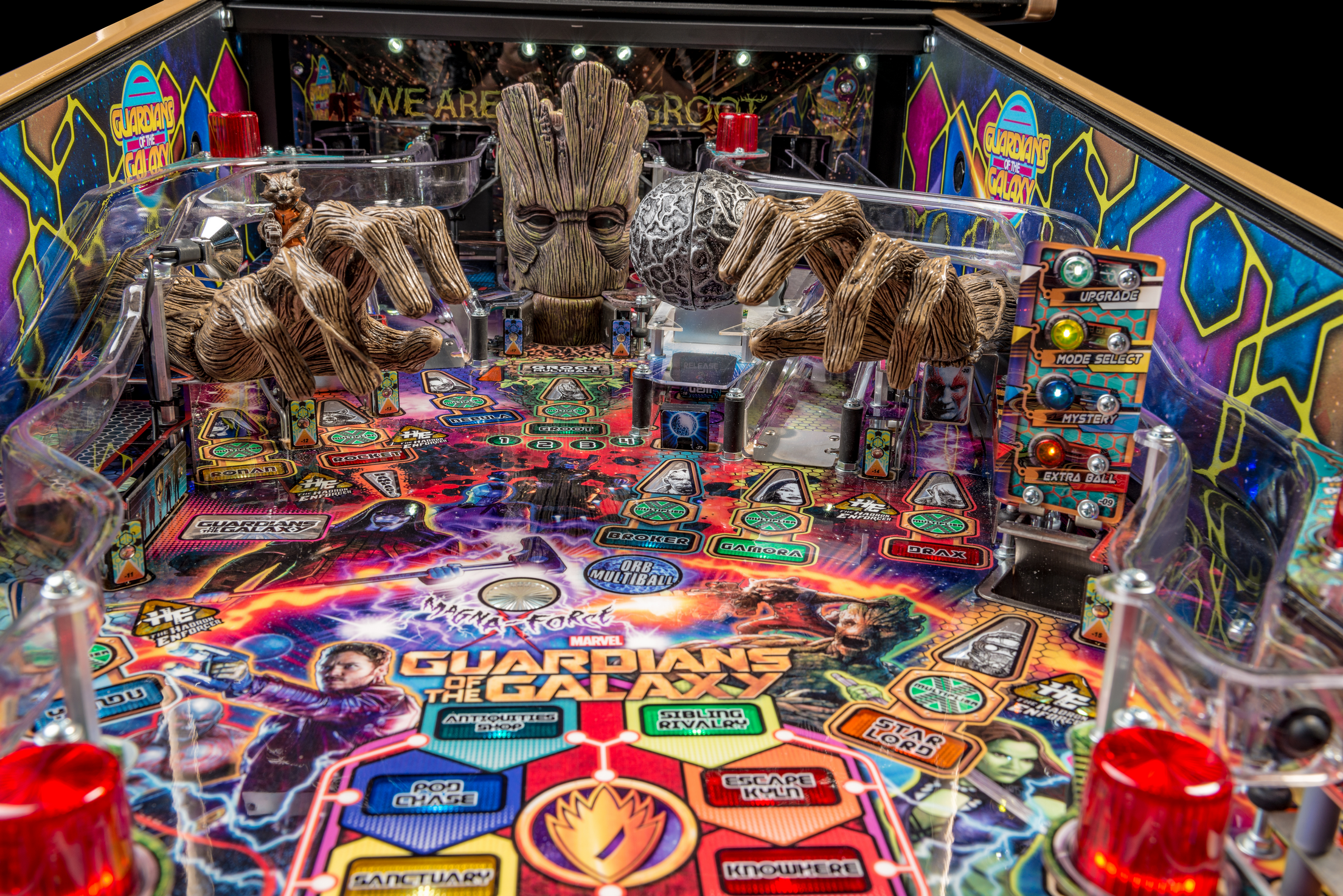 Guardians Of The Galaxy – Stern Pinball