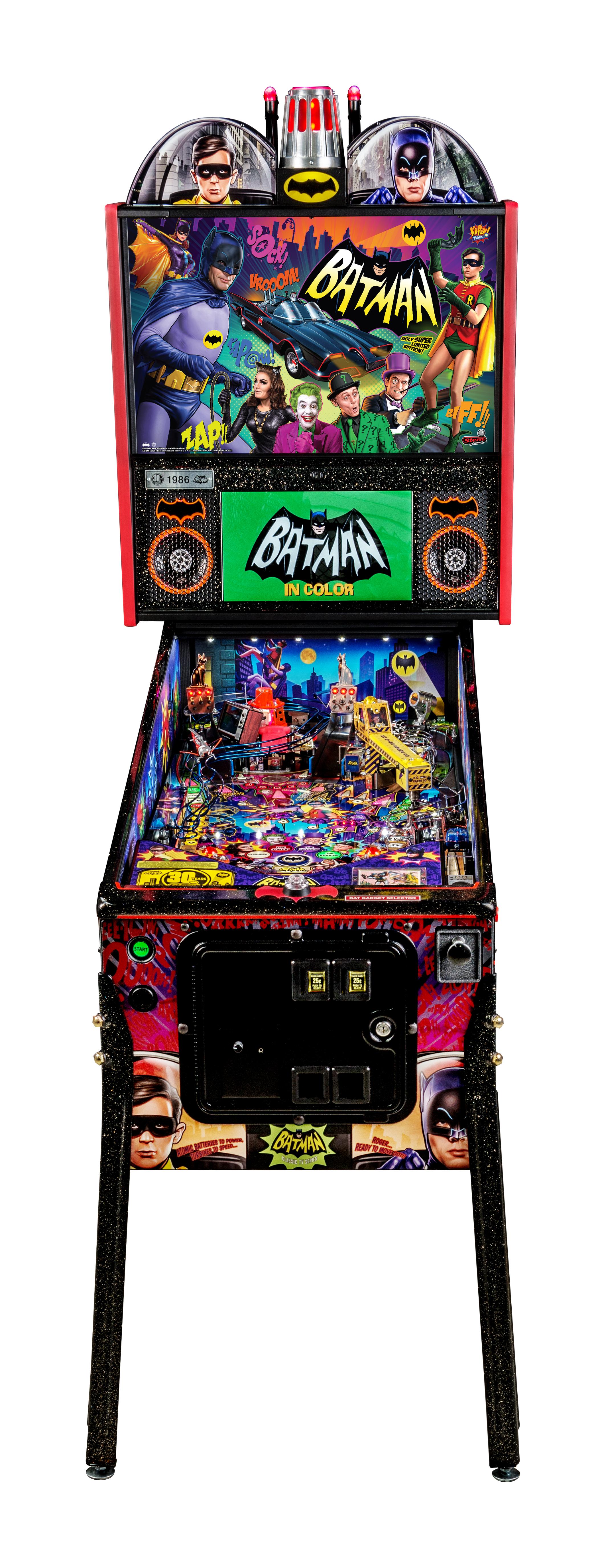 Batman66SLE Cabinet FF