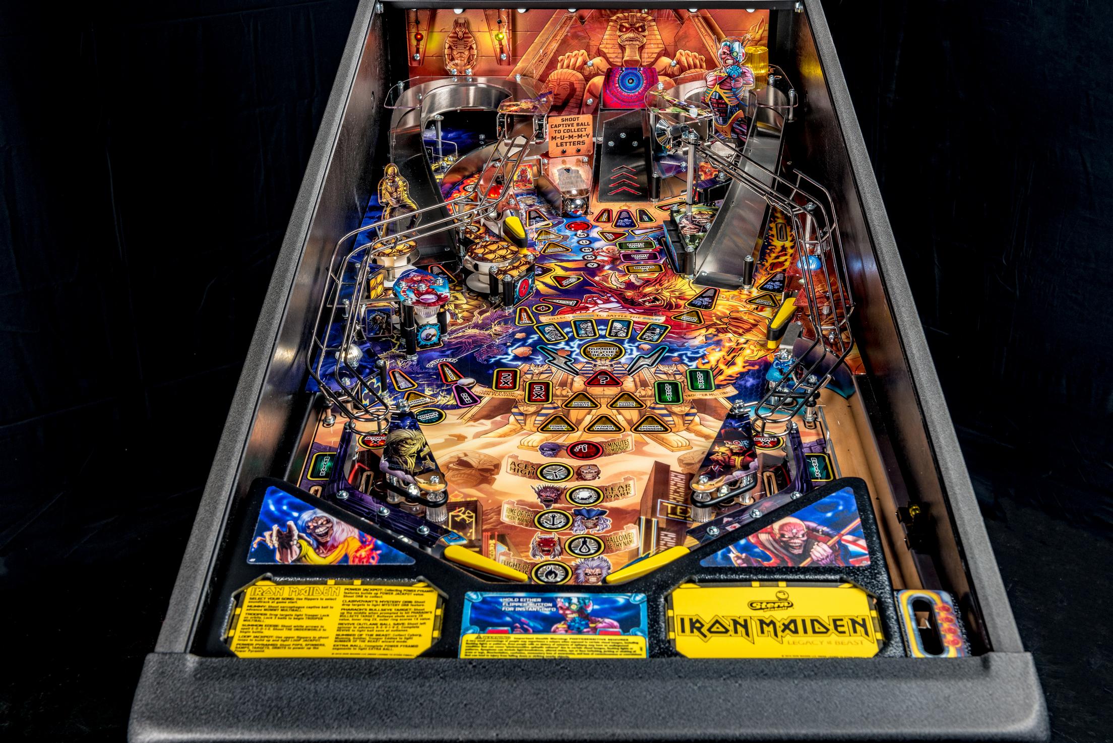 Iron Maiden – Stern Pinball