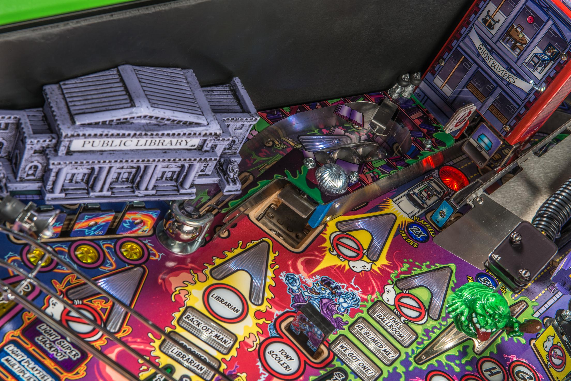 Ghostbusters – Stern Pinball