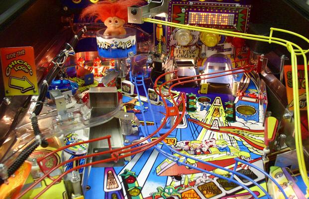 Rollercoaster Tycoon – Stern Pinball