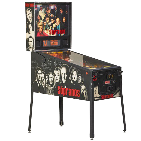 The Sopranos – Stern Pinball