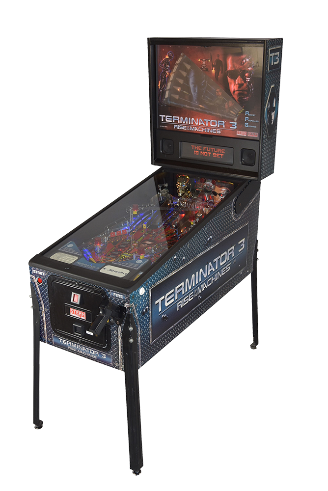 Terminator 3: Rise of the Machines – Stern Pinball
