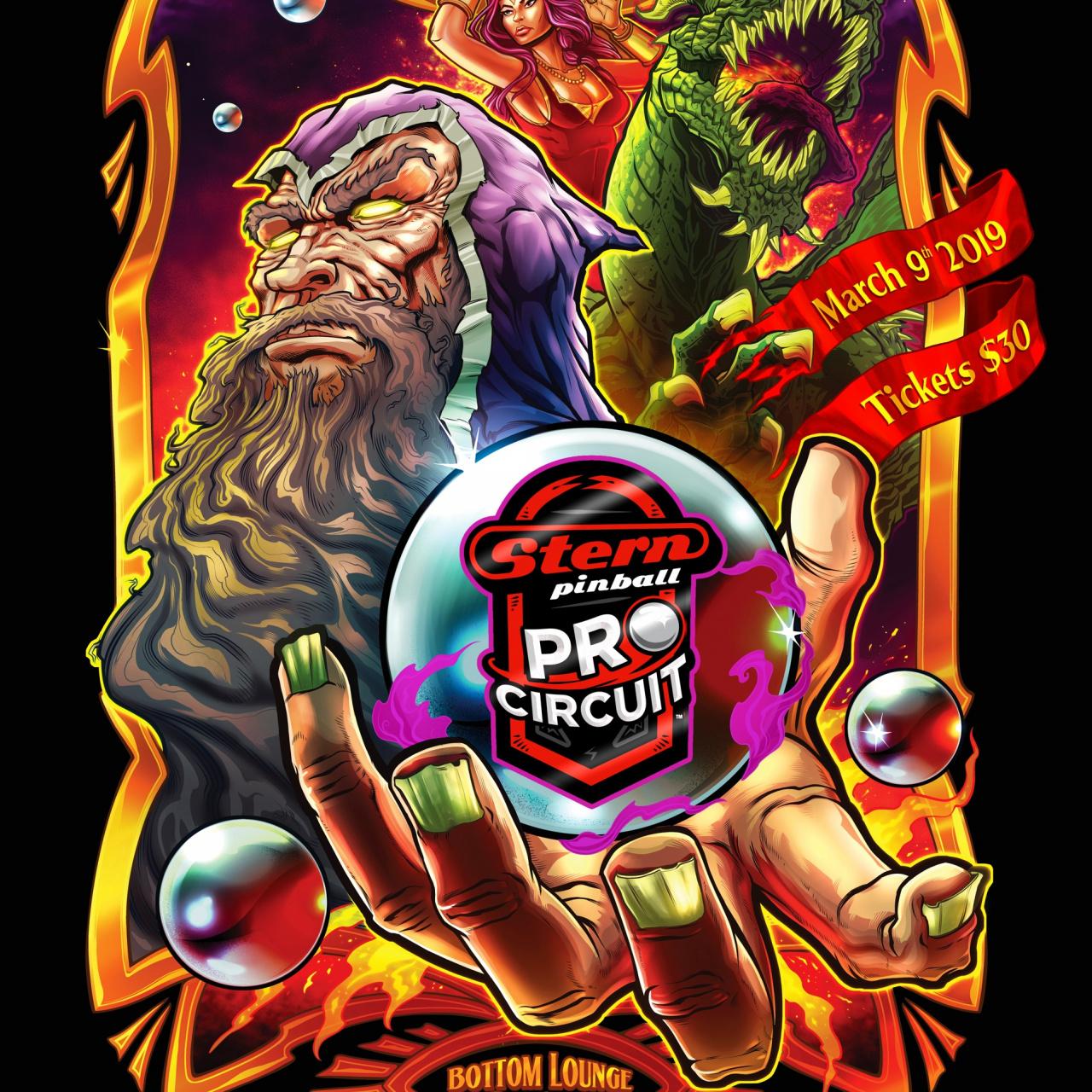 Stern Pro Circuit 2019 Final