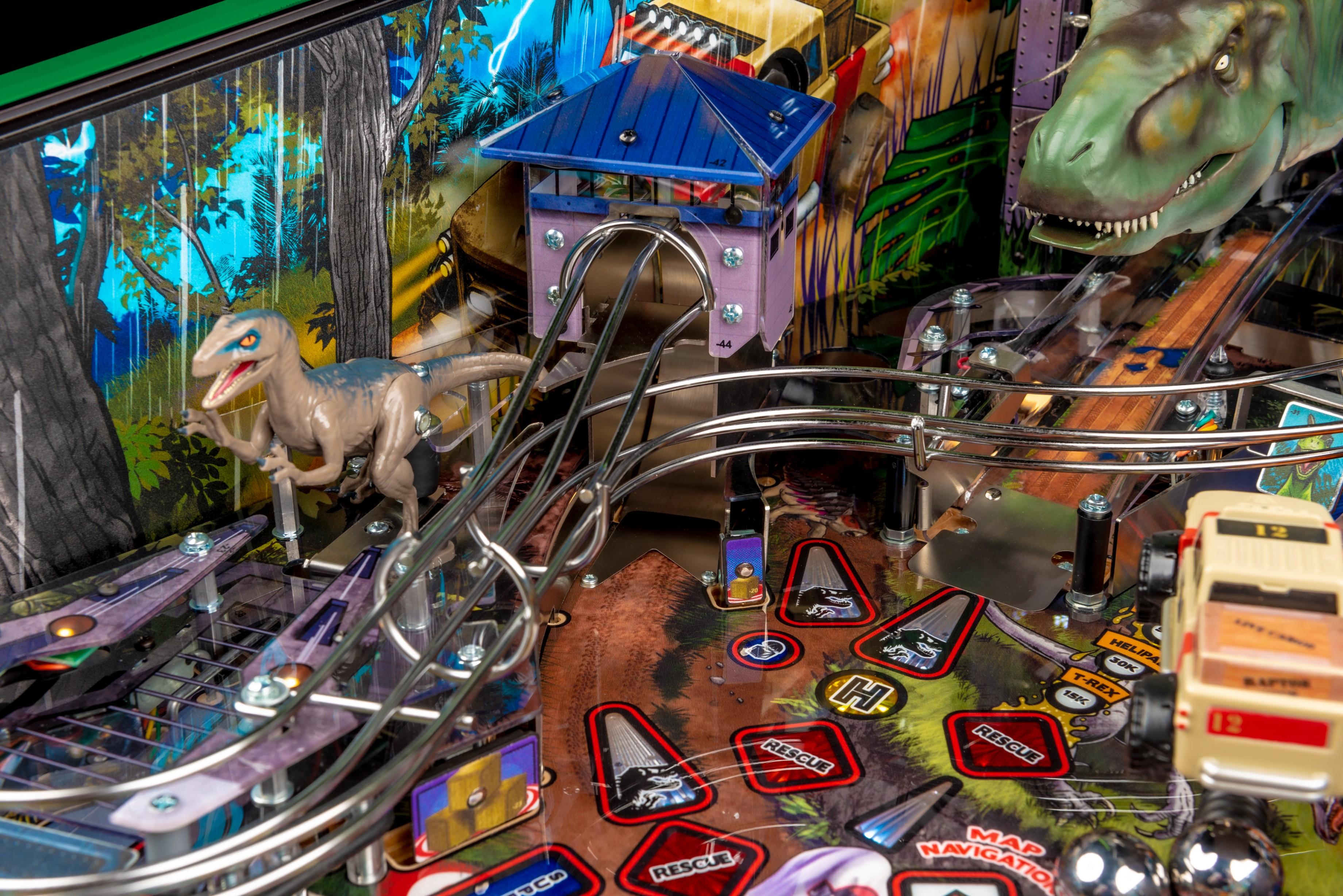 Jurassic Park – Stern Pinball