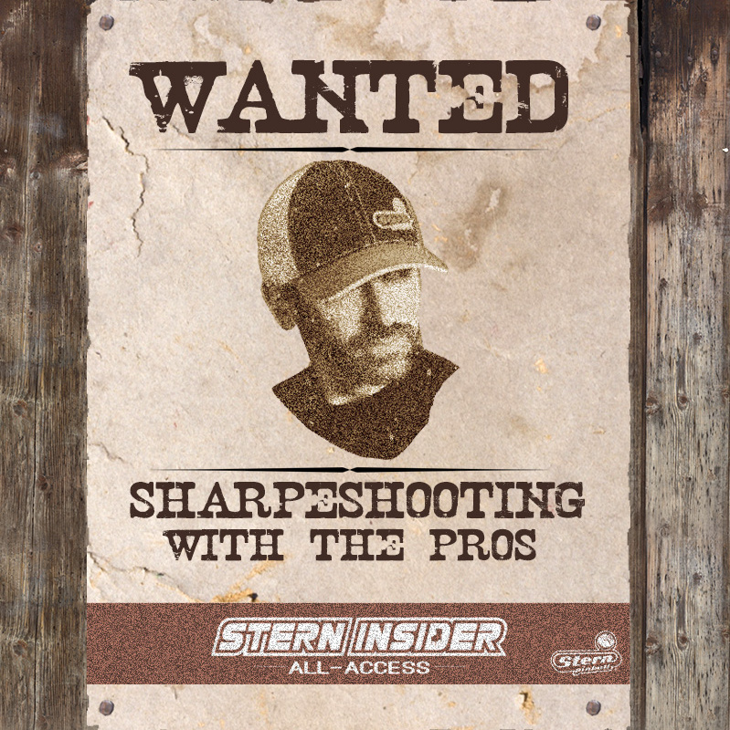 Sharpeshooting with the Pros - Episode 1