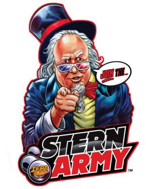 Stern Army logo