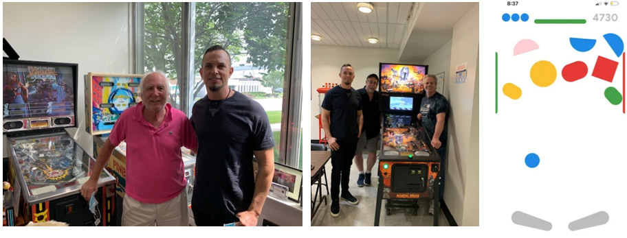 PlayStrong stories with Stern Pinball and guitarist Mark Tremonti