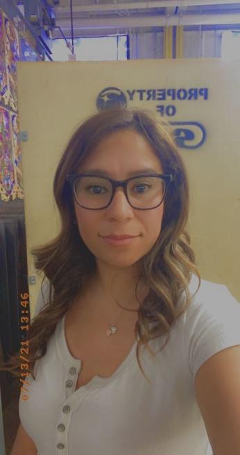 Featured Stern Spotlight employee Sonia Fierro